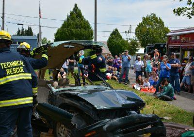 Technical Rescue Demo