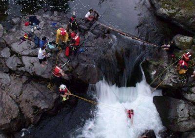 Dougan Falls Rescue